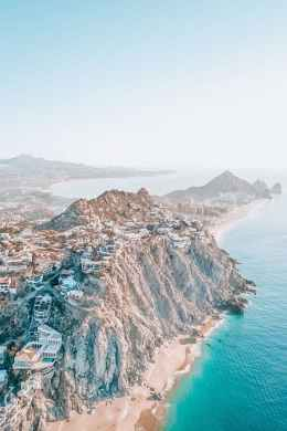 Cabo or Cancun  which is better    Avenly Lane Travel Rocky and amazing coastline in Cabo