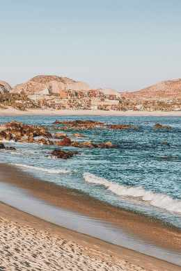 Cabo or Cancun  which is better    Avenly Lane Travel One of the coolest features is the naturally occurring rock arch that is  the famous symbol of Cabo  The arch is located at the very southern tip of  the