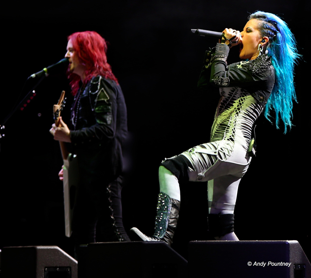 Arch Enemy Duo 2