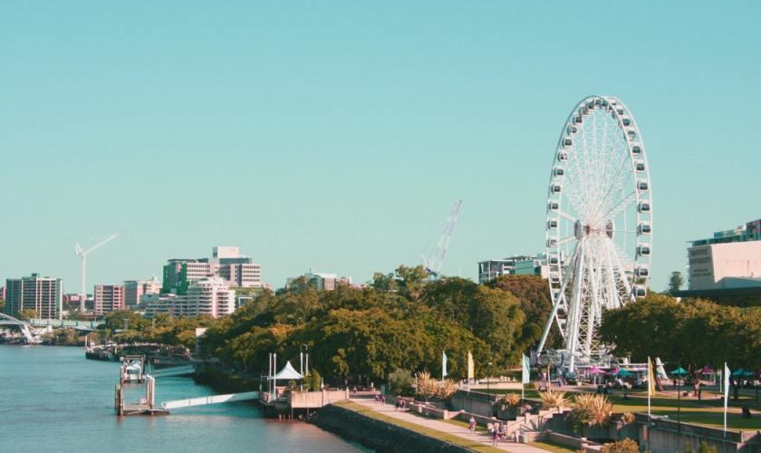 Próximo destino Brisbane