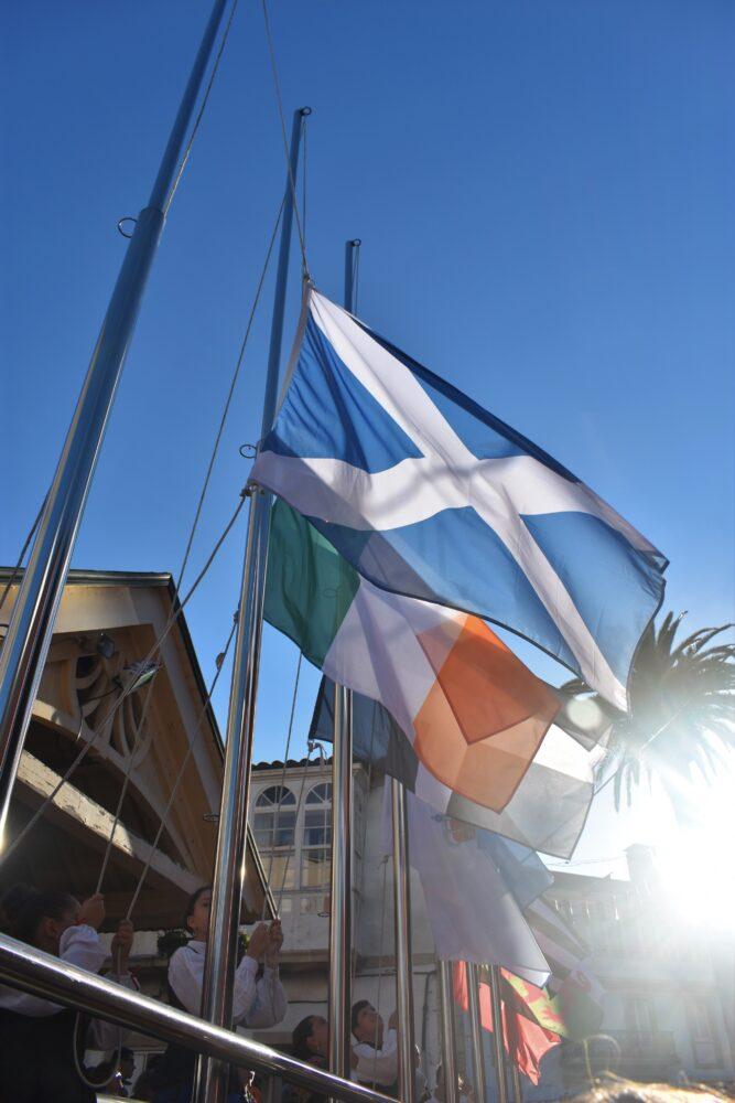 Banderas naciones celtas aventurasantona galicia