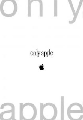 Apple 1997 ad : Only Apple
