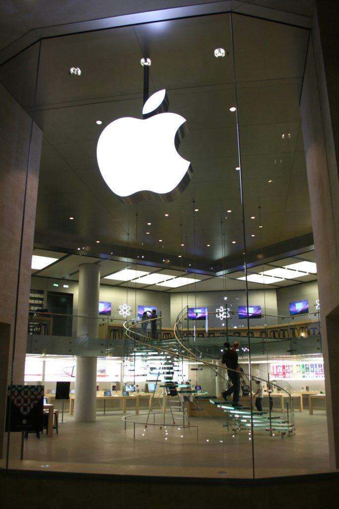 Apple Store du carrousel
