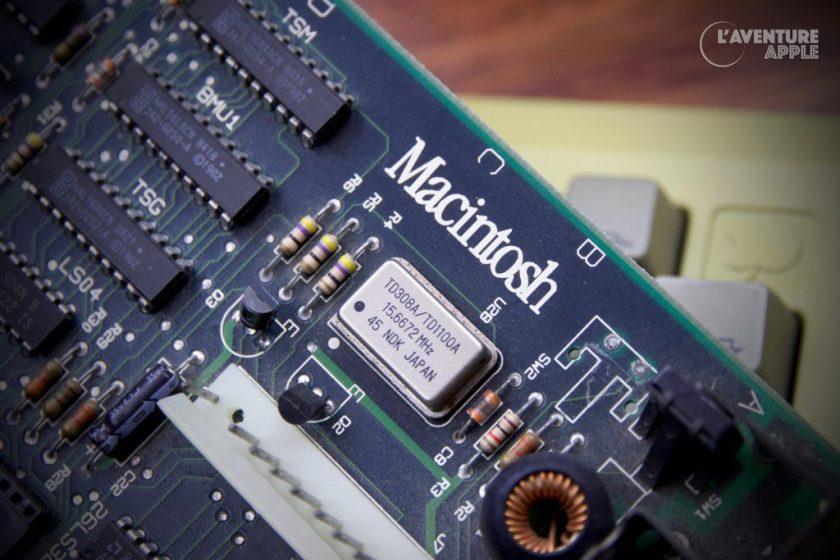 Apple Macintosh 1984 Motherboard Gate Array Clock