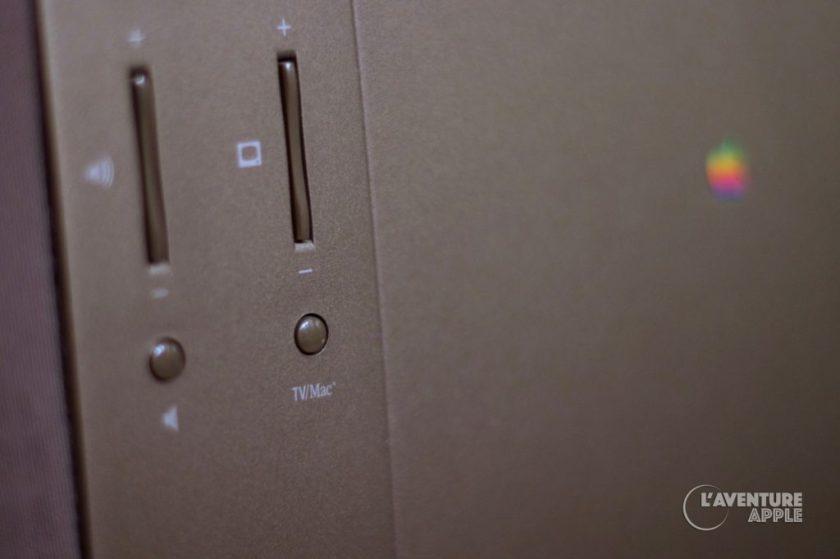 Apple Spartacus Twentieth Anniversary Macintosh buttons