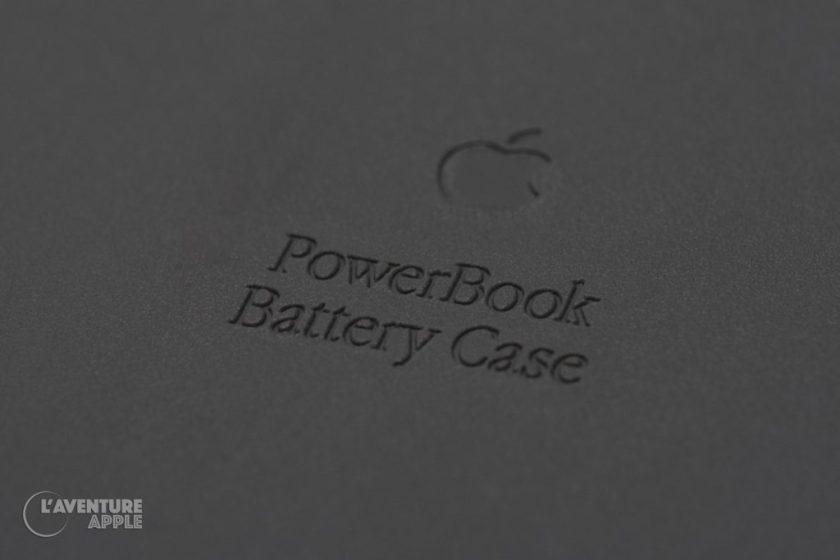 Apple PowerBook Battery Case