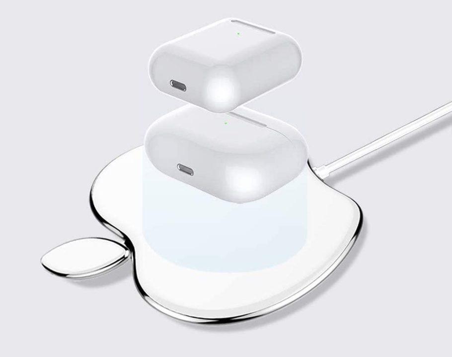 CHAOYETECH Chargeur sans Fil Apple logo