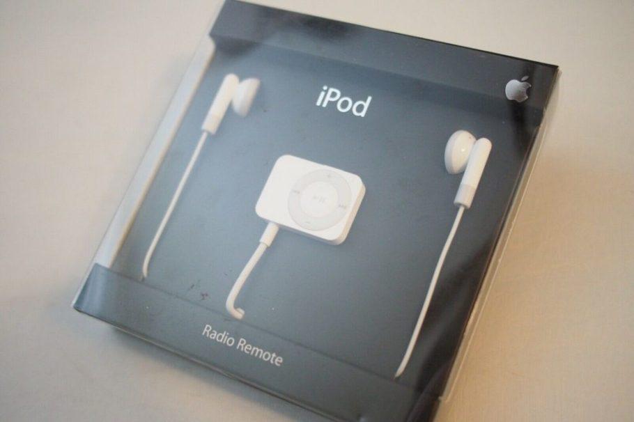 Apple iPod FM Radio Tuner Remote Control for iPod Video/Nano MA070G/A