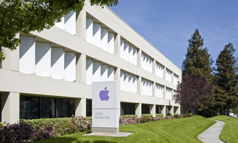 Apple 20525 Mariani Ave