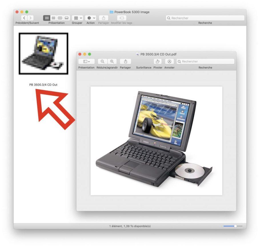 Apple PowerBook 3500c