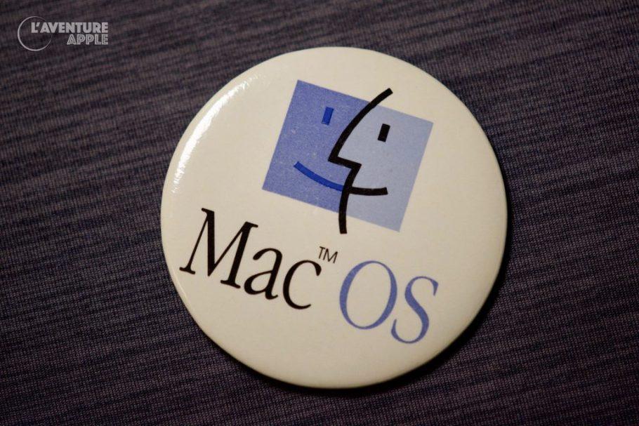 MacOS Badge