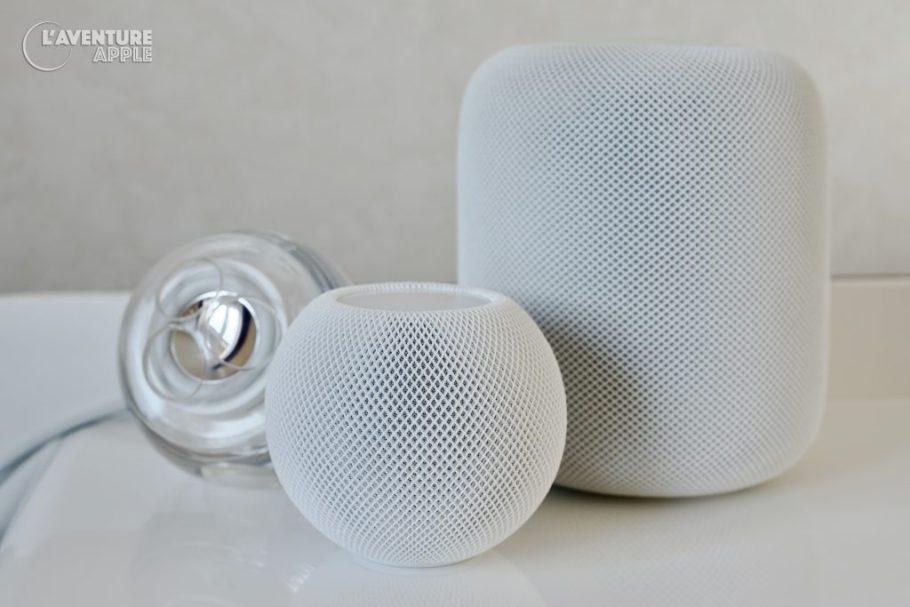 Apple Pro Speakers - HomePod - HomePod mini - blanc (white)
