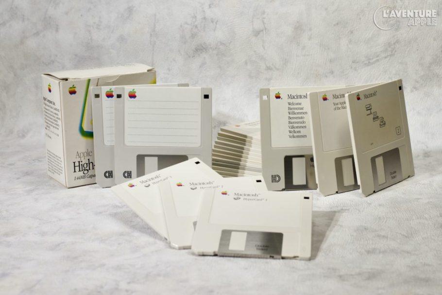 Apple Macintosh Floppy disks