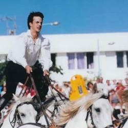 Gael sur quatre chevaux