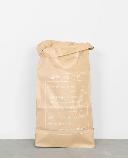 PAPER BAG ARTY KRAFT