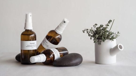 Honest Skincare, des soins et des bougies résolument Déco