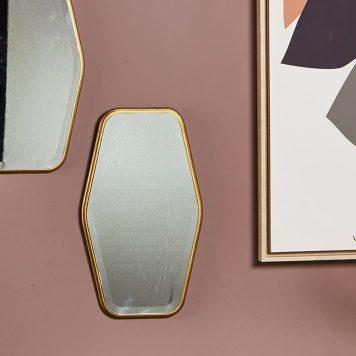 Miroir Hexagone – Athezza