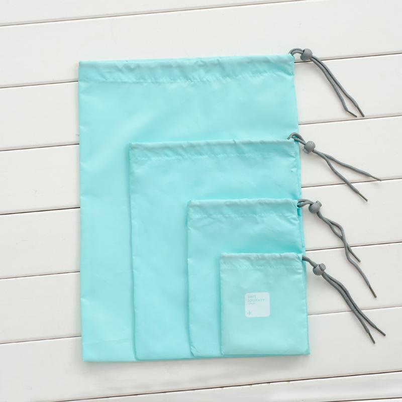 4 sac de rangement pour voyage