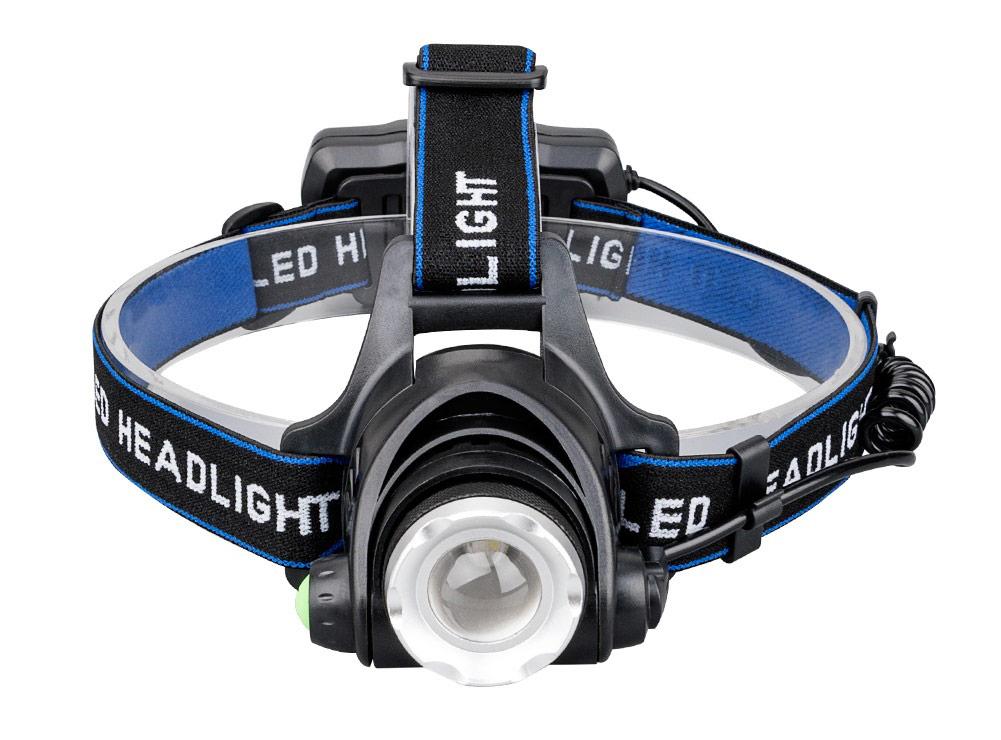 lampe de poche frontale XM-L T6
