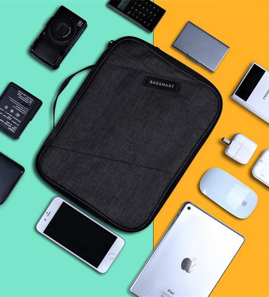 sac portable pour matériel électronique