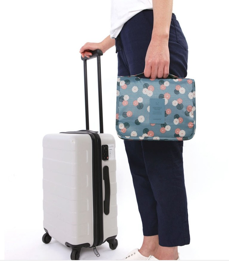 sac portable pour salle de bain