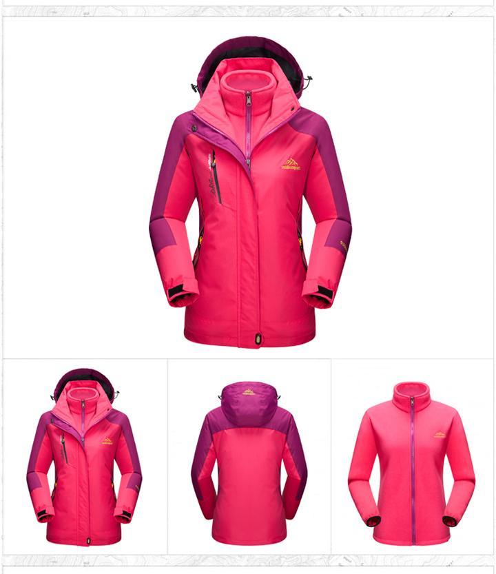 veste thermique pour hiver