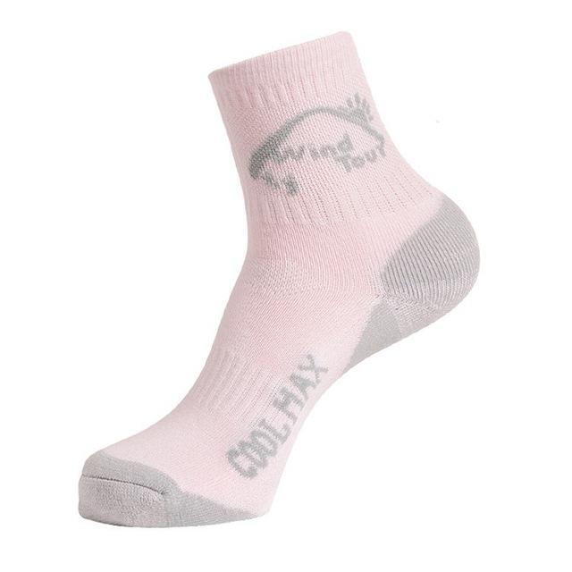 pair de chaussette rose