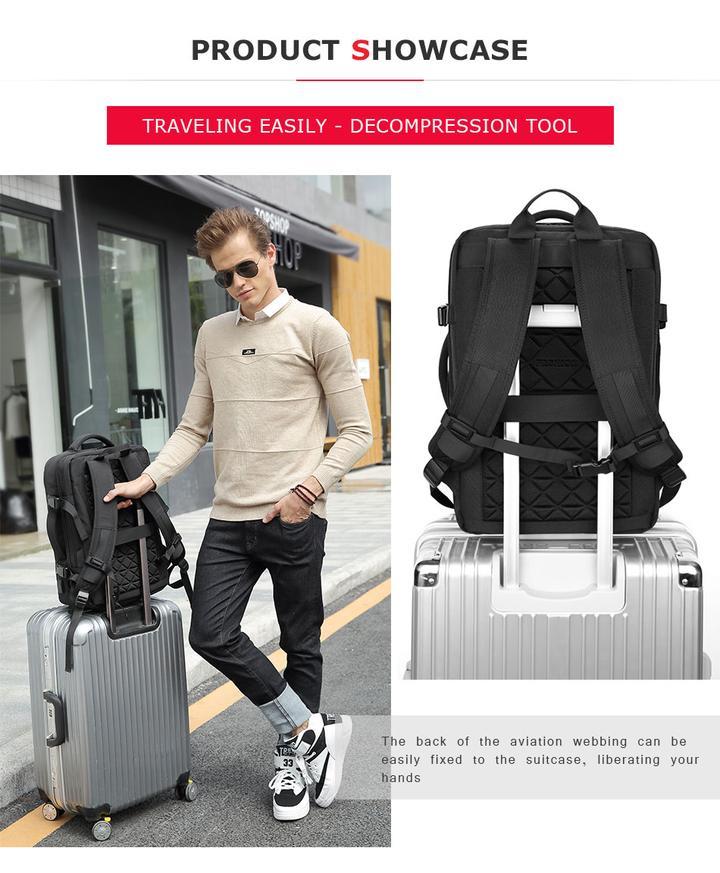 accrochage valise
