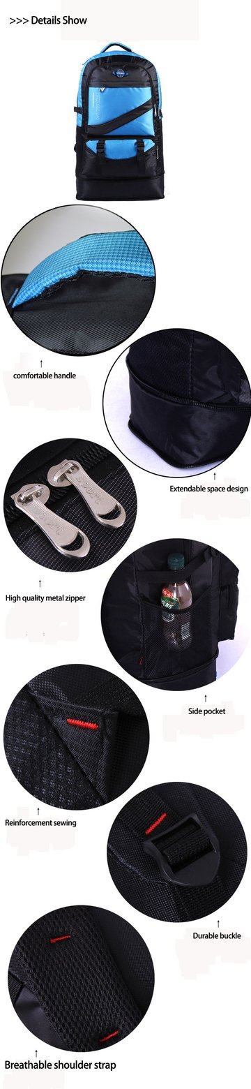 fonctions du sac