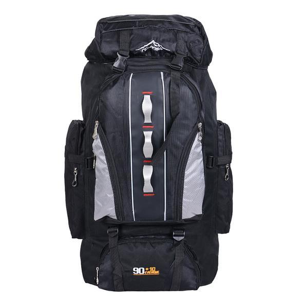 sac à dos de voyage noir