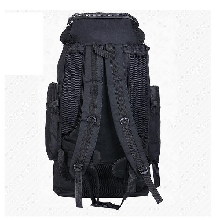 vue arrière du sac