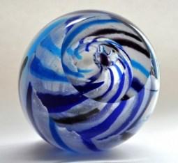 Tipped Egg Blue 2