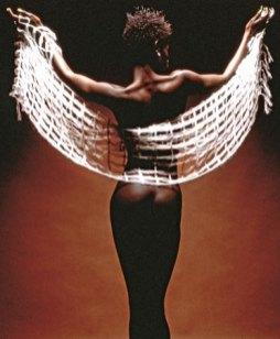 "Rita Kok, weefkunst, ""Tabara""."