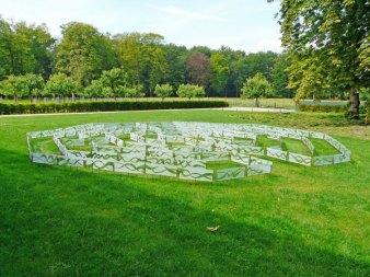 """De magische werking van het """"Labyrint"""" van Hermine van der Does heeft al menigeen tot nieuwe inzichten gebracht."""