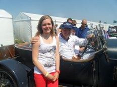 Er waren meer bekende nederlanders: Jan-Peter Balkenende en Geralda.