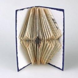"""Gevouwen Boek 6"", 2014, 14 x 20 cm"