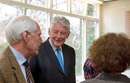 Memorabel: Wim Kok en Eef Brouwers.