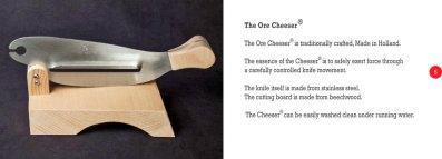 Waarom Ore Cheeser.