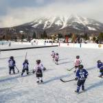 Where To Play Pond Hockey In The Mountains Avenue Calgary