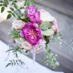 Champtre sublime composition florale offerte par Monsieur  mon anniversairehellip