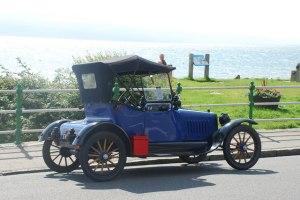Nice looking buggy - 1916 Saxon
