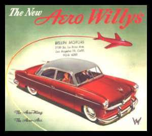 Willys Aero Ace
