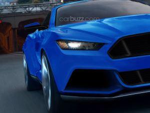 2015 Mustang?  Perhaps.