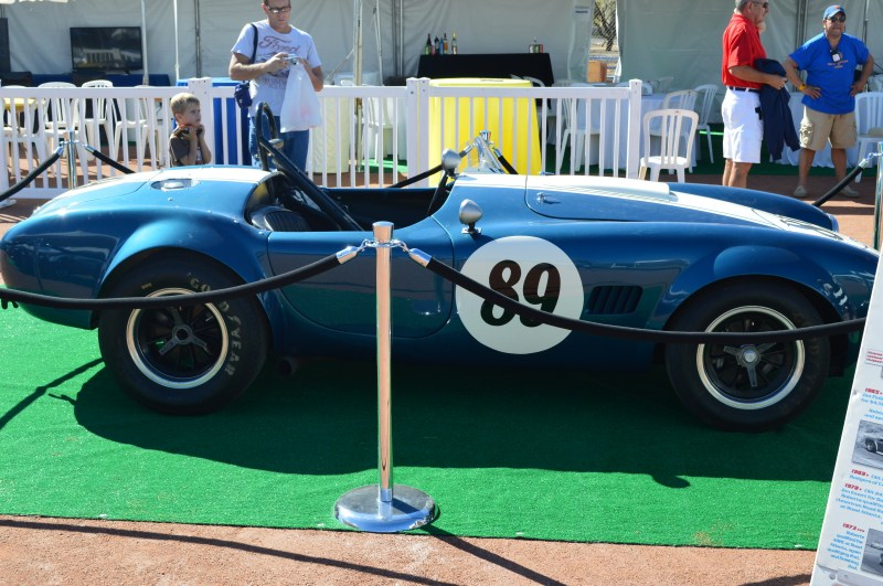 Nor was it this original Shelby Aluminum bodied racer
