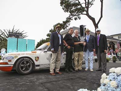 TCM Award Porsche