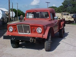 1967 M715 Kaiser Jeep