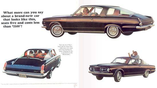 1964  Barracuda