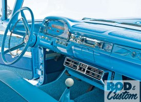 1959 Ford Ranch Wagon Dash