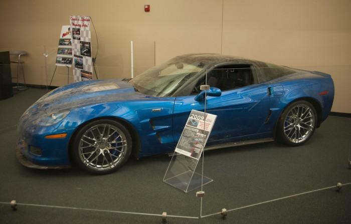 Blue Devil 2009 ZR1