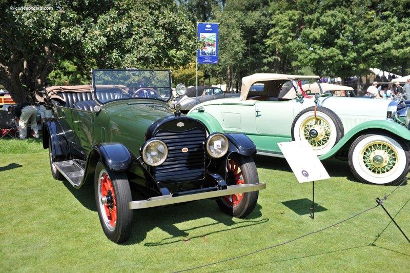 1921 Lincoln Model 'L'